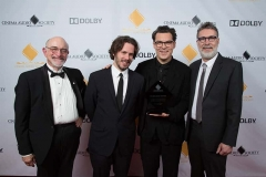 Mark Ulano, Edgar Wright, Joe Wright, Craig Berkey