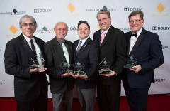 Mark Weingarten, Gregg Landaker, Gary Rizzo, Scott Curtis, Alan Meyerson