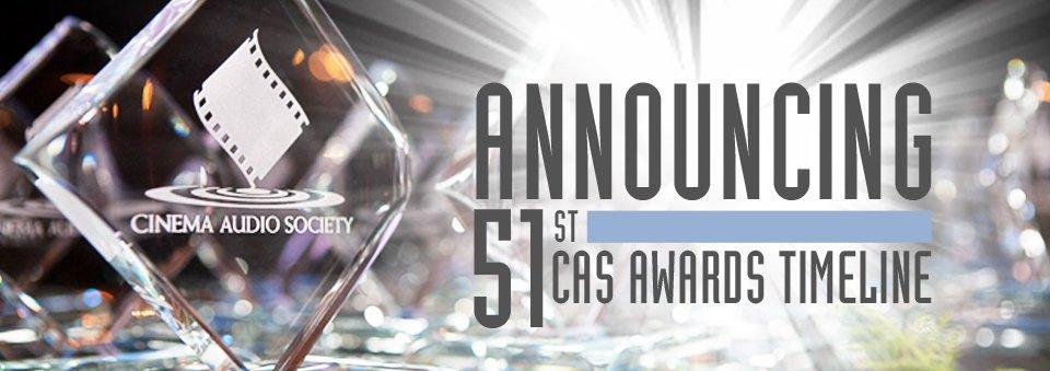 CAS_51st_Announcement
